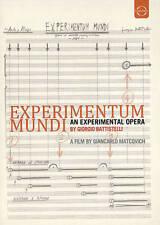 Giorgio Battistelli: Experimentum Mundi, New DVDs