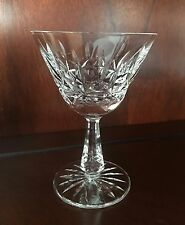 Waterford crystal Rosslare Pattern Champagne Sherbert Vintage Glasses