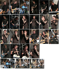 25 Angels and Airwaves colour concert photos - Reading 2007