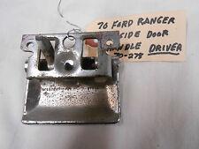 1970 FORD RANGER PICKUP  INSIDE DOOR HANGLE DRIVER SIDE , ORIGINAL PART