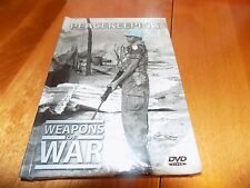 WEAPONS OF WAR PEACEKEEPING Peacekeepers UN United Nations Conflicts DVD NEW