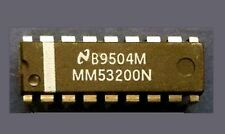 MM53200N Decoder Encoder Radiocomando Remote Control MM53200 chip codificato