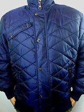 MENS Rocawear Bubble jacket NAVY size X Large