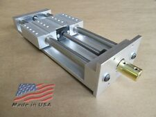 "Z Axis 5.5"" ++ Fast-Travel ++ ANTI-BACKLASH ++ Linear Slide CNC Router Actuator"