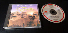 CD SOUNDTRACK OST Bette Midler - Divine Madness LIVE 1980  Middler | 9 Songs