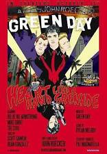 Heart Like a Hand Grenade DVD - American Idiot GREEN DAY  New, Factory Sealed