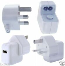 Genuine APPLE  UK 10W-AC USB Wall-Socket Power Fast-Charger Adapter iphone ipads