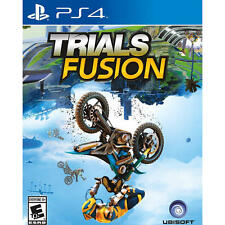 Trials Fusion (Sony PlayStation 4, 2014) BRAND NEW SEALED