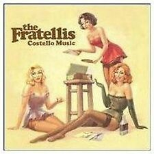 Costello Music [Hong Kong] by The Fratellis (CD, Oct-2006, Drop The...
