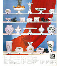Consolidated Con-Cora Regent Other Decorated Milk Glass 1951-61, Catalog Reprint