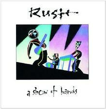 Rush A Show Of Hands Live CD NEW SEALED Remastered