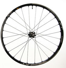 "SHIMANO DEORE XT WH-M785 26"" MTB Bike Disc Front Wheel 15mm Through Axle NEW"