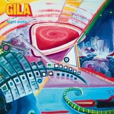 GILA: Night works (1972) unknown tracks of their first line-up; with 32-page NEU