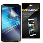 3X EZguardz LCD Screen Protector Skin HD 3X For Motorola Droid Turbo 2 (Clear)