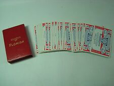 Vintage Budweiser Playing Cards