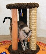ROUND MULTI CAT SCRATCHER - FREE SHIPPING IN THE UNITED STATES