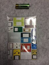Official Club Nintendo Japan A History of Nintendo Handhelds Post Card Book