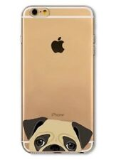 iPhone 6 6s Pug Dog Case Cover