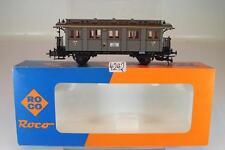 Roco H0 4229S Personenwagen Länderbahn 4.Kl 2-achsig der KPEV KKK & NEM OVP#4242