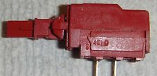 Whirlpool Compact Dryer Switch Plug  Part #: 280111