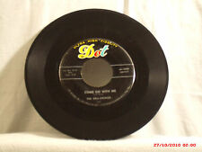 THE DELL-VIKINGS c-(45)-COME GO WITH ME/HOW CAN I FIND TRUE LOVE-DOT-15538 -1957