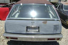 Chevy Malibu Station Wagon TAILGATE SOLID 1978 78 1979 79 1980 80
