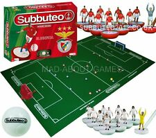 Official SL BENFICA Subbuteo Board Game Set Boys Mens Gift Football Soccer