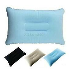 Soft Inflatable Air Cushion Pillow Portable Outdoor Travel Camping Tool Kit A27