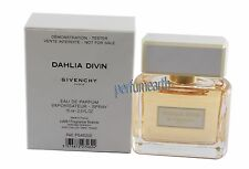 GIVENCHY DAHLIA DIVIN UNBOX  2.5OZ EDP SPRAY FOR WOMEN BY GIVENCHY