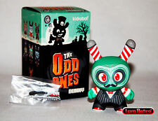 Barber - The Odd Ones by Scott Tolleson x Kidrobot Dunny Series Brand New in Box