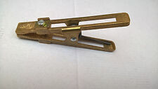 Earth,ground clamp.Welding earth,ground clamp 200AMP.Brass made.NEW !!!
