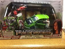 Human Alliance Skids - Transformers Revenge of the Fallen - NEW