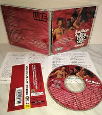 CD LUKE - STILL A FREAK FOR LIFE 6996 - JAPAN - TECX-23798