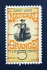 US Scott 1323 National Grange Issue MLH Centenary founding American Farmers org