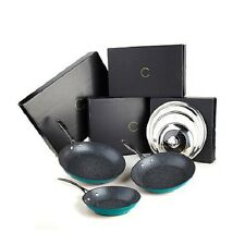 Curtis Stone DuraPan Nonstick Frypan Gift Set with Universal Lid