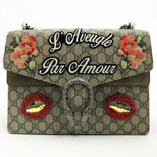 GUCCI Limited Edition Paris Exclusive Dionysus Bag New - Never Worn