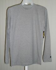 Tee Shirt Long Sleeve Gold's Gym Gray Small