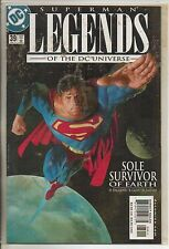 DC Comics Legends Of The DC Universe #39 April 2001 Superman NM