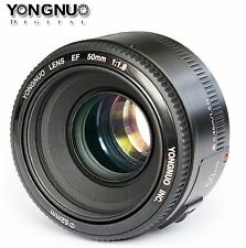 Yongnuo YN 50MM F1.8 Large Aperture Auto Focus lens For Canon