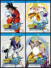 Dragon Ball Z Kai Dragonball Z Kai Season 1, 2, 3, 4 (Blu-ray, 16-Disc Set) NEW!