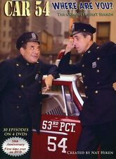 Car 54, Where Are You?: The Complete First Season [4 DVD Region 1