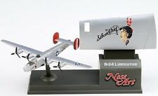 "Corgi ""nose art"", CS90451, B-24J liberator,"" silver chef"""
