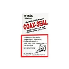 Universal Electronic Coax Seal #104 Hand Moldable Plastic Weather Proofing Tape