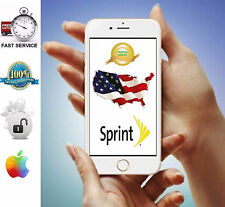 SPRINT USA PREMIUM Factory Unlock Service for ALL iPhone - 7+, 7, 6s+, 6s, 6+, 6
