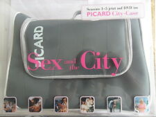 Sex and the City Season 1-5  Picard City-Case - DVD mit Tasche - Neuwertig