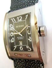 BURAN TECHNO Automatic MOVEMENT ETA 2671 Swiss