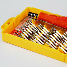 32 in 1 Precision Hardware Screw Driver Tool Sets Portable Screwdriver Kit BE