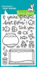 Lawn Fawn – Fintastic Friends Clear Stamp Set