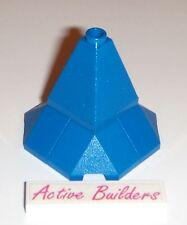 Lego Temple Roof Blue 2 x 2 Corner Slope Wedge & Pyramid 41098 Castle