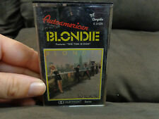 AUTOAMERICAN_Blondie_used Cassette_ships from AUSTRALIA!